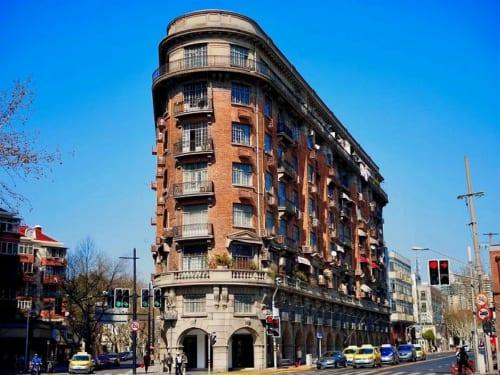 ノルマンディーアパート(Normandy Apartment)。1924年。上海市徐匯区淮海中路1850号