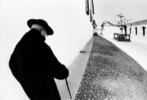 奈良原一高《バヤ・コン・ディオス コルドバ》<スペイン 偉大なる午後>より 1963-64年 (C)Ikko Narahara