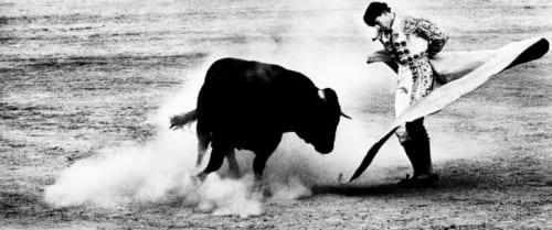 奈良原一高《偉大なる午後 マラガ》<スペイン 偉大なる午後>より 1963-64年 (C)Ikko Narahara