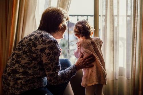 孫と祖父母の関係【人生のおさらいをするために――児童精神科医・佐々木正美さんからのメッセージ】
