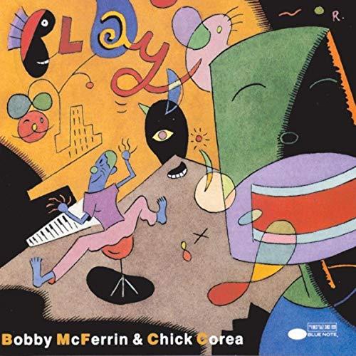 チック・コリア&ボビー・マクファーリン『スペイン』