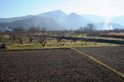 川中島古戦場。