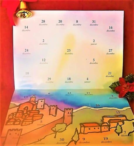 アドヴェントカレンダー