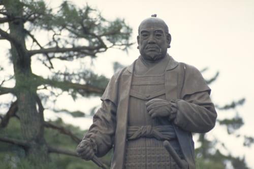 〈神君〉〈大権現様〉と称された徳川家康