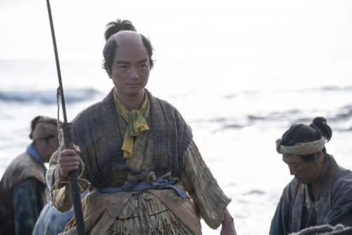 織田信長役の染谷将太。新たな信長像をどう演じるのか期待されている。