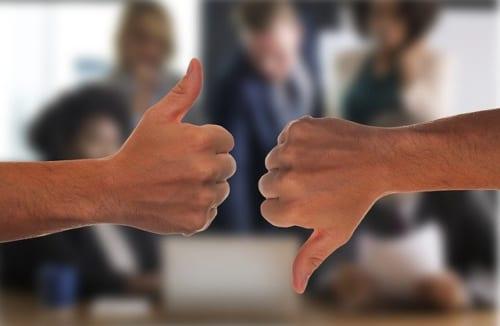 【ビジネスの極意】ネガティブに考えることは、それほど悪いことではない