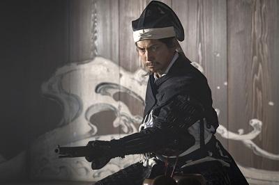 本木雅弘さん演じる斎藤道三から目を離せない。