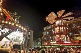 クリスマスマーケットの本場ドイツ。画像はボン。