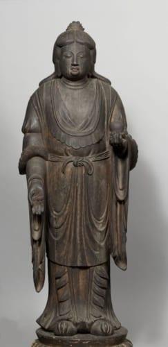 吉祥天(大治2年:1127) 京都・鞍馬寺