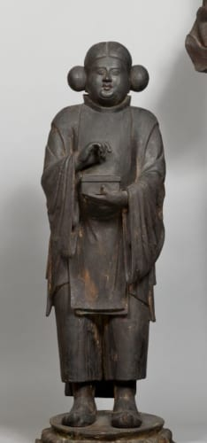 善膩師童子(平安時代・11世紀)京都・鞍馬寺