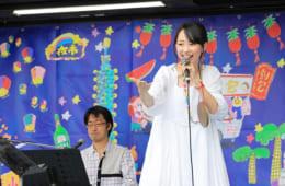 全国の台湾イベントを駆け抜ける日台ハーフのシンガーソングライター・洸美-hiromi-。歌を通して「日本と台湾の橋渡しをしたい」(台湾)