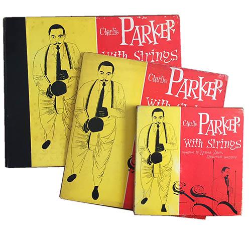 『チャーリー・パーカー・ウィズ・ストリングス』