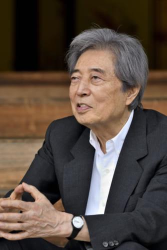 細川家第18代当主、首相も務めた護熙氏。