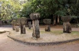 ラッテ(Latte)・チャモロ民族が遺した柱石の謎(グアム)