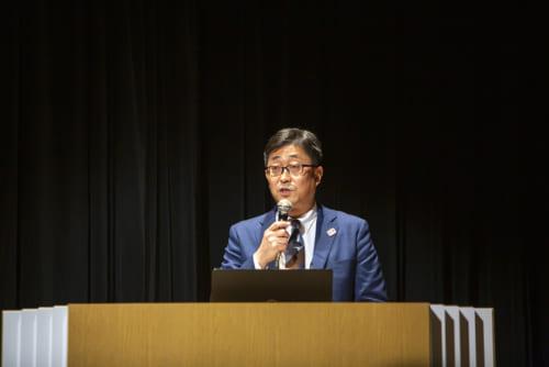 東京都生活文化局文化振興部魅力発信プロジェクト担当課長・松田泰典氏