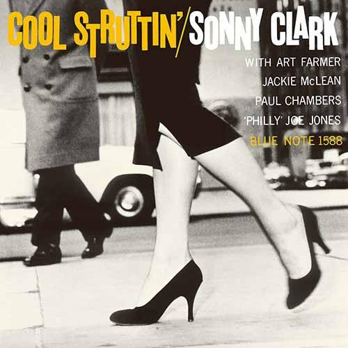 (2)ソニー・クラーク『クール・ストラッティン』