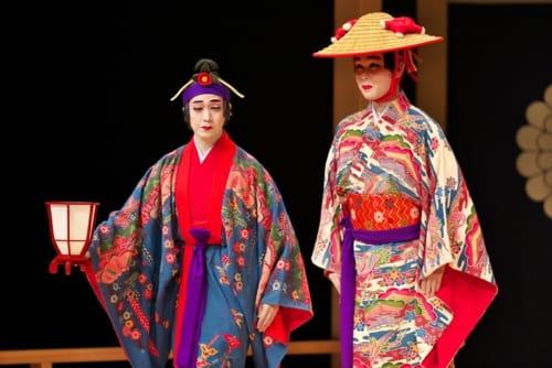 研究公演「御冠船踊と組踊」