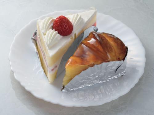 餡ロールに代わって、アップルパイや苺のショートケーキが登場することもある。洋菓子店は東京の『成城アルプス』が贔屓だ。とりわけ、アップルパイは酸味と甘みのバランスがよく、味に深みがあるという。
