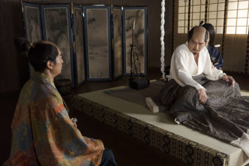 高橋克典が好演した織田信秀。