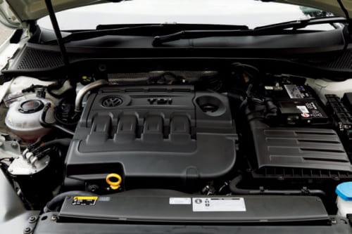 2018年から導入されたディーゼル車は、抜群の経済性を誇る。静粛性も高く、快適だ。