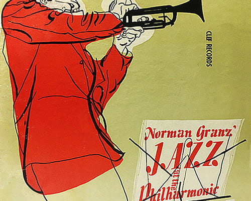 『Norman Granz' Jazz At The Philharmonic Vol.6』
