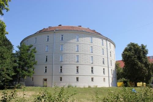 「狂人の塔」(現解剖病理学博物館)