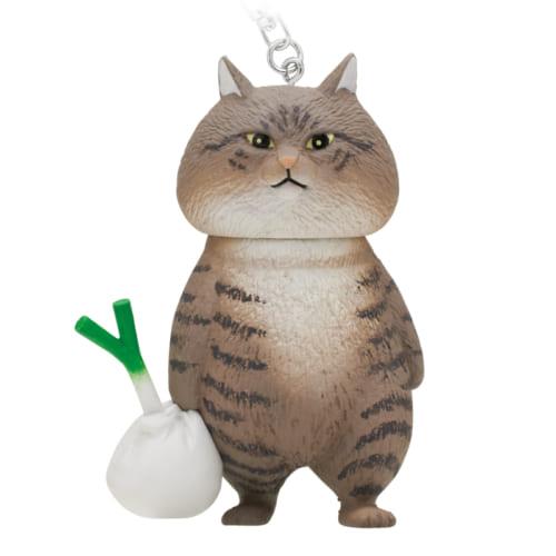 つーさんといえば、ネギを入れた買い物袋を下げたこれ!