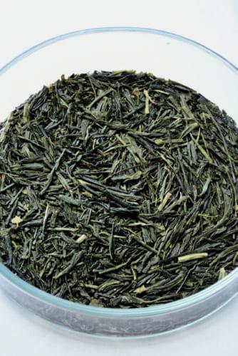 茶葉は「Organic SenchaGarden No.02」100g 1400円。