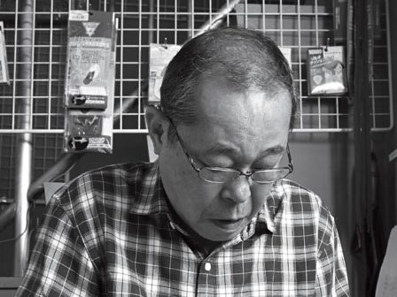 俳優・篠井英介さん