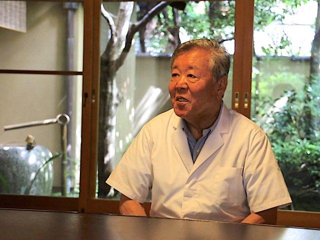 茶寮宝泉、店主・古田泰久さん