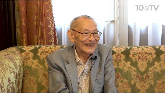 渋沢雅英氏