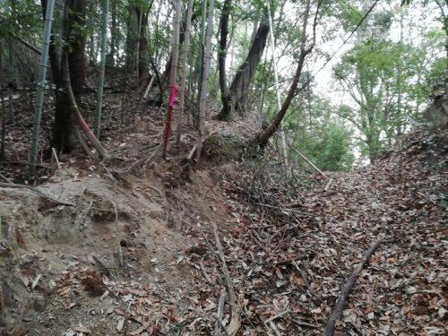 猿投山の東昌寺から南北方向(中部 / 愛知)